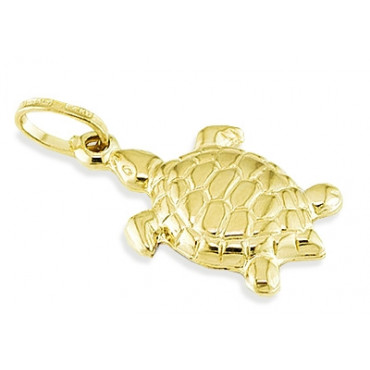 14k yellow gold italian puffy tortoise turtle pendant animal 14k yellow gold italian puffy tortoise turtle pendant animal pendants pendants aloadofball Choice Image