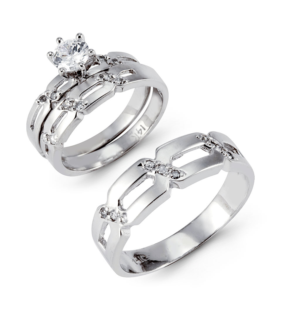 make your wedding ring - Wedding Ring Trios