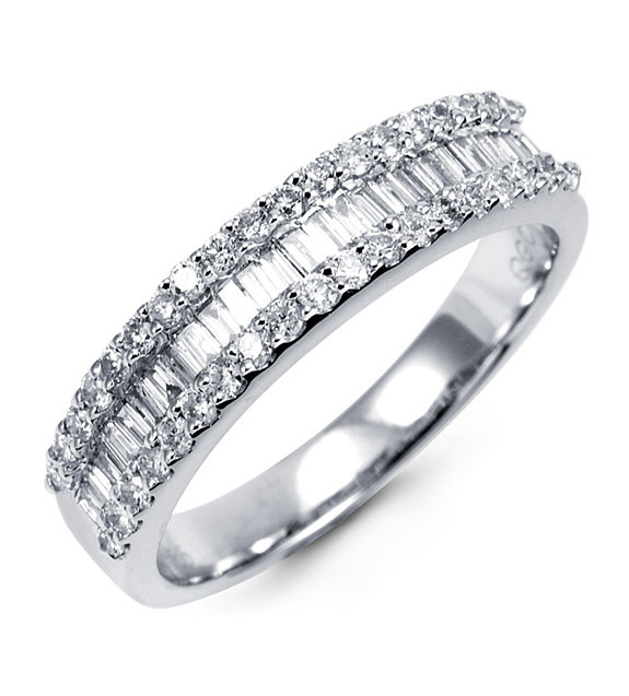 rounds each eternity collections bands cp round baguette and love diamond encircle platinum baguettes two signature