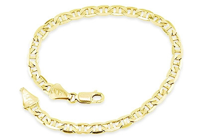Gold Gucci Link Chain Gold Gucci Mariner Chain