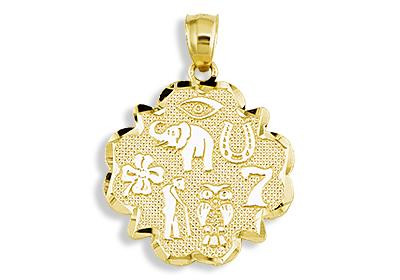 good meyer and jm product do pendant gold jennifer necklace ylang luck diamonds rose lucky charm a