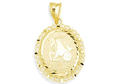 saccone en anna stilnest zodiac sign designer pendant gb sn necklace by capricorn